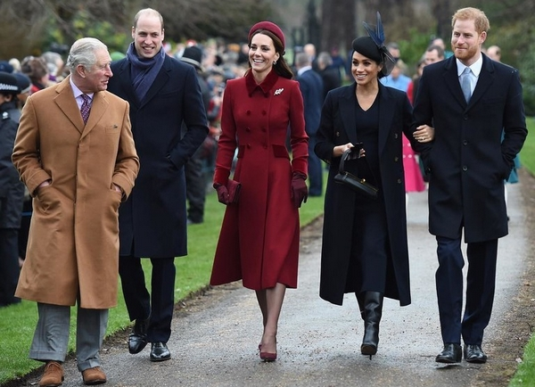 How Kate Middleton and Prince William reacted to the decision of Meghan Markle and Prince Harry