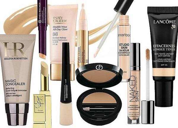 Types of Face Concealers