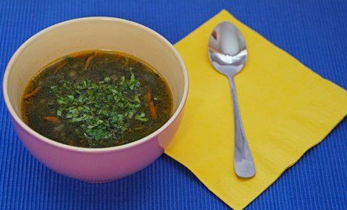 VEGETARIAN SOUPS Nettle Soup Recipe