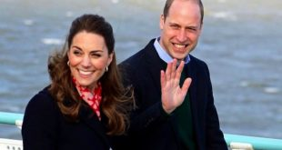 Dukes of Cambridge Met With Rescuers In Wales Details Of The Couple's New Exit
