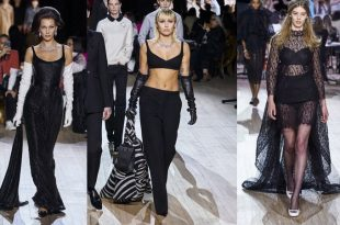 Totally Black Dress Collection By Marc Jacobs, Jackie Kennedy, Miley Cyrus, Bella Hadid