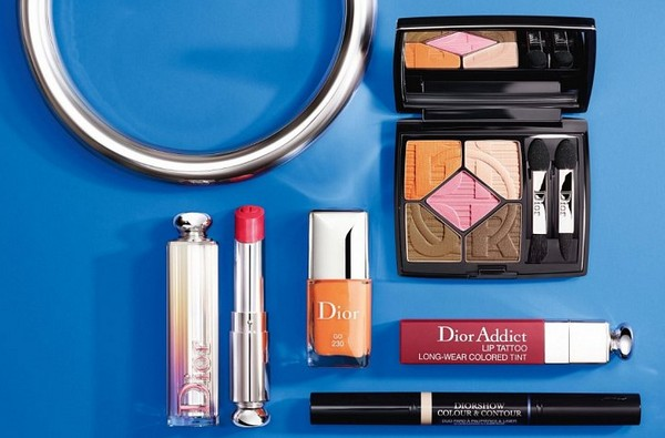 Summer makeup collection Dior Color Games