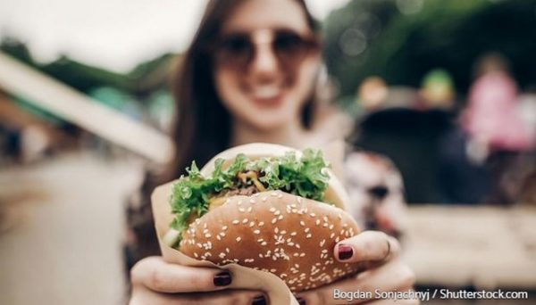 Eat Fast Food Every Day
